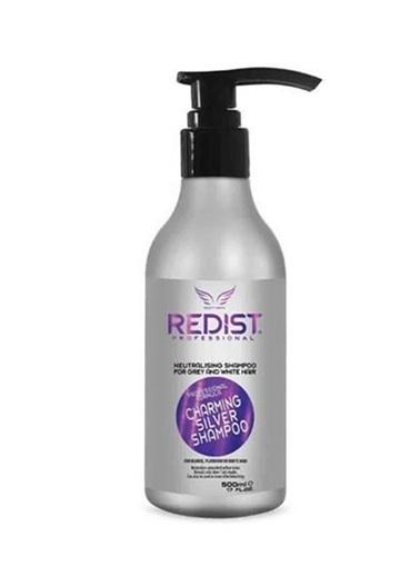 Redist Redist Silver Mor Şampuan 500 Ml Renksiz